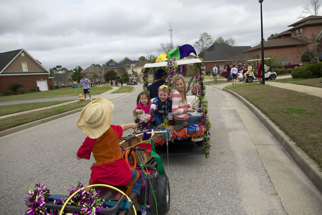 Krewe de la Kids